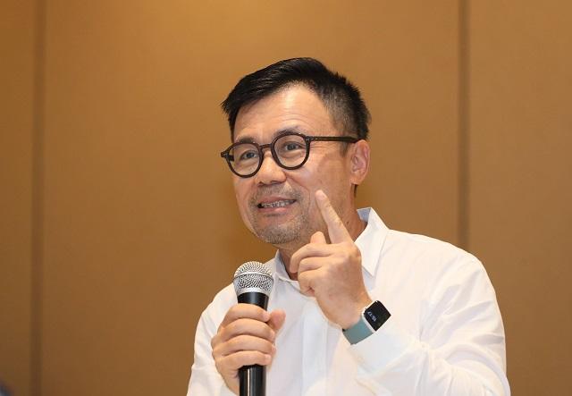 Ông Nguyễn Duy Hưng, Chủ tịch CTCP Chứng khoán SSI. Ảnh: SJCV.