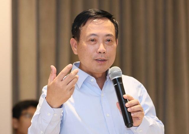 Ông Trần Văn Dũng, Chủ tịch UBCKNN. Ảnh: SJCV