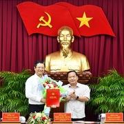 Phó Chủ tịch Cần Thơ làm Phó Trưởng Ban Đối ngoại Trung ương