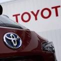 """<p class=""""Normal""""> <strong>1.<span> </span>Toyota</strong></p> <p class=""""Normal""""> Xếp hạng trong Top 100: 11</p> <p class=""""Normal""""> Giá trị thương hiệu năm 2020: 41,5 tỷ USD</p> <p class=""""Normal""""> Tăng/giảm giá trị thương hiệu so với năm 2019: -7%</p> <p class=""""Normal""""> Quốc gia: Nhật Bản (Ảnh: <em>Bloomberg</em>)</p>"""