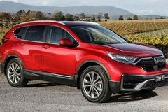 Honda CR-V 2021 trình làng tại Australia bằng nửa giá ở Việt Nam