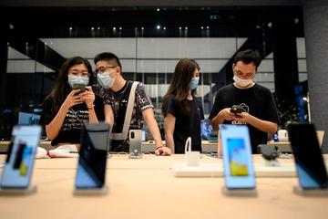 Soán ngôi Samsung, Huawei là nhà bán điện thoại thông minh số 1
