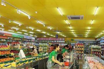 MWG: Lợi nhuận 6 tháng giảm hơn 4%, mở thêm 121 cửa hàng Bách Hóa Xanh