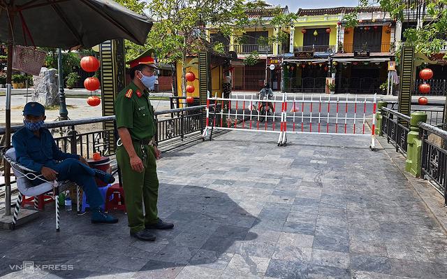 Thêm 5 người Quảng Nam nhiễm nCoV