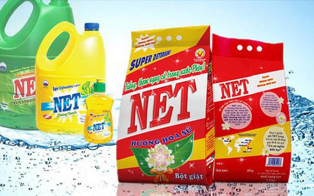 Bột giặt NET chia cổ tức năm 2019 còn lại tỷ lệ 22%