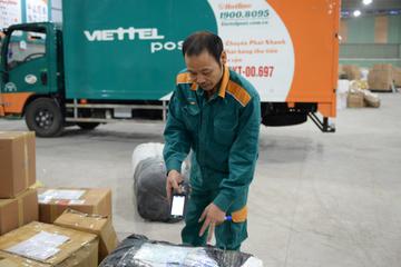 Viettel Post sắp chia cổ tức và thưởng cổ phiếu tổng tỷ lệ 54,3%