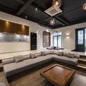 <p> Ngôi nhà có tổng diện tích 295 m2 với 3 tầng và 1 tầng mái. Ý tưởng chính là tạo ra một không gian ấm cúng, yên bình cho gia đình với phong cách thiết kế kiến trúc đơn giản pha trộn hướng truyền thống.</p>