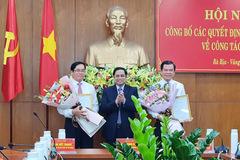 Bộ Chính trị điều động nhân sự