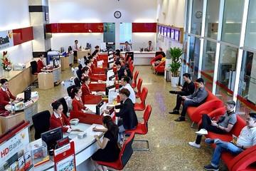 Huy động HDBank 6 tháng tăng 19%, lãi trước thuế hơn 2.900 tỷ đồng