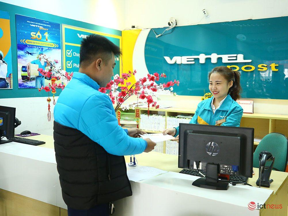 Viettel Post tăng trưởng chậm lại