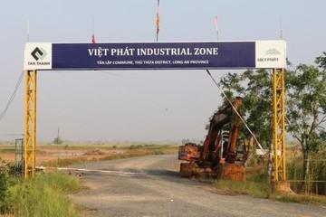 Long An 'hồi sinh' dự án khu công nghiệp