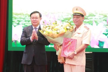 Hà Nội có tân Giám đốc Công an