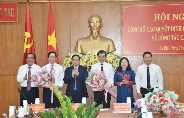 Phạm Minh Chính, Ủy viên Bộ Chính trị, Bí thư Trung ương Đảng, Trưởng Ban Tổ chức Trung ương