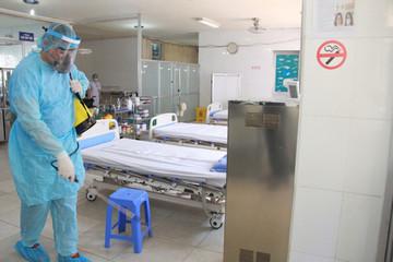 Bệnh nhân nhiễm Covid-19 đầu tiên tử vong