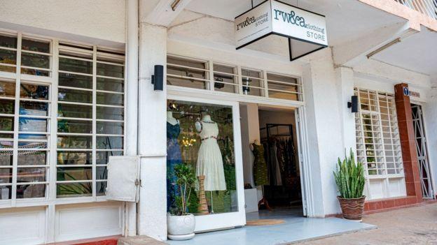 Những kế hoạch để phát triển của Rwanda Clothing gặp trở ngại vì Covid-19. Ảnh: