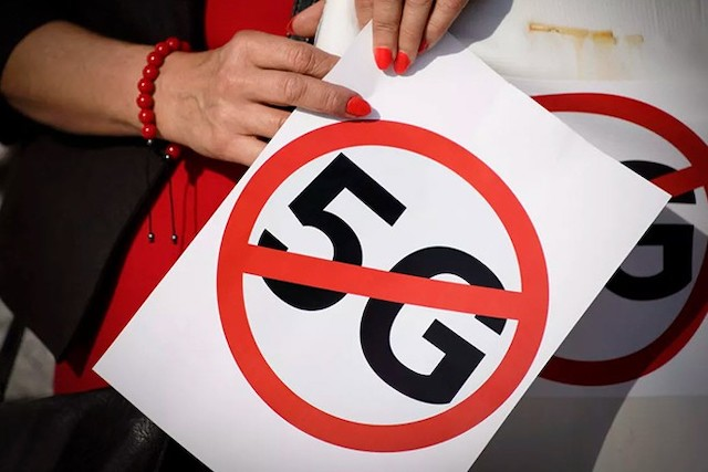5G gây ra những lo ngại về mối liên quan đến sự phát triển của Covid-19.