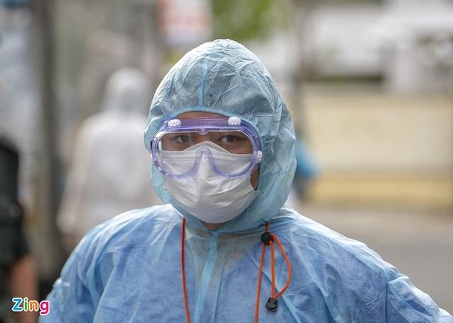 Việt Nam công bố thêm nhiều bệnh nhân mắc Covid-19 mới.