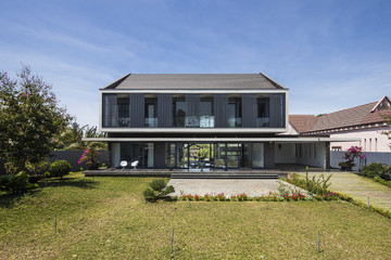 Biệt thự 2.400 m2 ở Vũng Tàu nơi có thể dễ dàng trò chuyện cùng hàng xóm