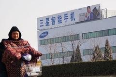 Samsung dừng dây chuyền sản xuất máy tính cuối cùng tại Trung Quốc