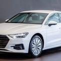 """<p class=""""Normal""""> <strong>Audi A7 Sportback 2020</strong></p> <p class=""""Normal""""> Giá: chưa công bố</p> <p class=""""Normal""""> Audi A7 Sportback mới có kích thước dài x rộng x cao lần lượt là 4.969 x 2.118 x 1.422 mm, chiều dài cơ sở 2.926 mm giúp gia tăng không gian khu để chân hàng ghế sau thêm 20 mm.</p> <p class=""""Normal""""> Xe sử dụng động cơ V6 3.0 tăng áp cho công suất 250 kW và mô-men xoắn 500 Nm, giúp xe tăng tốc từ 0 tới 100 km/h chỉ trong 5,3 giây và đạt tốc độ tối đa 250 km/h. Kết hợp với hộp số S tronic, hệ dẫn động 4 bánh toàn thời gian quattro ultra sẽ kích hoạt dẫn động cầu sau khi cần thiết. (Ảnh: <em>Audi</em>)</p>"""