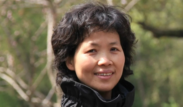 Bà Shi Zhengli. Ảnh: Baidu.
