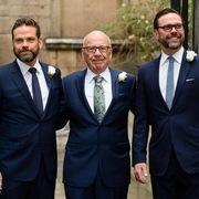 Cuộc chia ly trong gia tộc truyền thông Murdoch