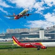 Nửa đầu năm, Vietjet lỗ vận chuyển hàng không 2.111 tỷ nhưng lãi hợp nhất 73 tỷ