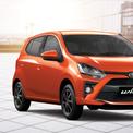 """<p class=""""Normal""""> <strong>Toyota Wigo 2020</strong></p> <p class=""""Normal""""> Giá: 352 triệu đến 384 triệu đồng</p> <p class=""""Normal""""> Toyota Việt Nam vừa giới thiệu Wigo 2020 với một số cải tiến về thiết kế và tiện nghi. Phần đầu xe với lưới tản nhiệt hình thang, thiết kế bên hông thể thao hơn bằng những đường dập nổi được hạ thấp và kéo dài từ cản trước đến đuôi xe; Mâm đúc 14 inch với thiết kế nan xe mới.</p> <p class=""""Normal""""> Cả hai phiên bản (AT&amp;MT) đều được cải tiến và bổ sung một số tiện ích cho người sử dụng như: chìa khóa thông minh, khởi động bằng nút bấm. Bảng táp lô hiện đại hơn với điều khiển điều hòa được nâng cấp từ dạng núm xoay lên nút bấm và giao diện màn hình điện tử. Wigo bản MT giá 352 triệu đồng, tăng 7 triệu so với phiên bản cũ, trong khi đó bản AT giá 384 triệu đồng, giảm 21 triệu đồng. (Ảnh: <em>Toyota</em>)</p>"""