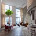 <p> Mài Apartment là tên của một căn hộ chung cư 200 m2 ở TP HCM. Tên gọi của công trình thể hiện tinh thần của căn hộ: Mài, ở góc độ xây dựng, là cách vẻ đẹp được bộc lộ sau khi tỉ mỉ cọ xát; Mài, trong quá trình chế tạo, là khi các thợ xây cắt gọt thủ công từng viên đá; và quan trọng nhất, Mài, ẩn giấu bên trong bầu không khí đương đại, là một nỗi nhớ về kiến trúc hiện đại Sài Gòn hơn nửa thế kỷ trước.</p>