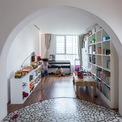 <p> Một căn phòng ngủ được cải tiến thành phòng vui chơi cho các thành viên nhỏ tuổi trong nhà,.</p>