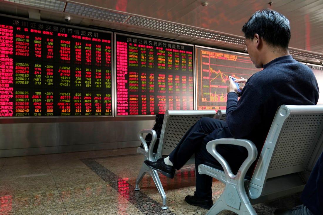 Chứng khoán châu Á thận trọng chờ Mỹ ra quyết định với công ty Trung Quốc