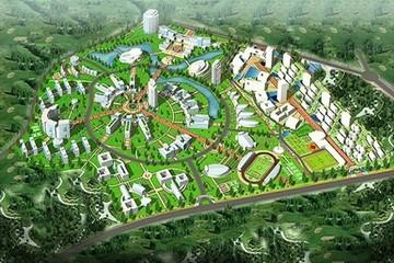 Cách nào để thành đô thị vệ tinh?