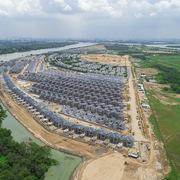 Tập đoàn Hòa Bình trúng thầu xây cầu, khu đô thị giá trị 1.023 tỷ đồng
