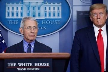 Trump nói cố vấn y tế 'sai lầm' về Covid-19