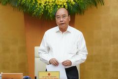 Thủ tướng yêu cầu phấn đấu tăng trưởng đạt mức cao nhất