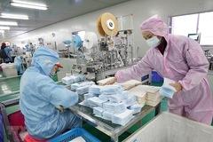 Người dùng Mỹ bối rối với khẩu trang Trung Quốc chưa kiểm chứng