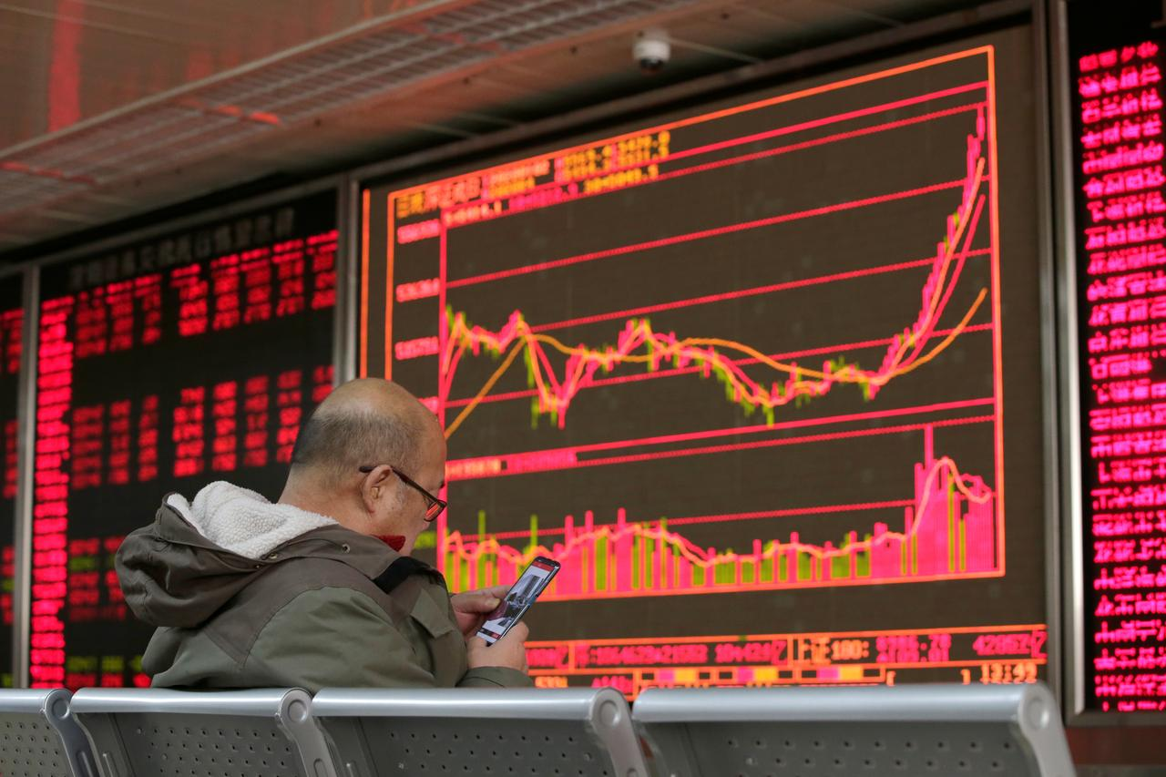 Định giá cổ phiếu châu Á cao nhất hơn thập kỷ