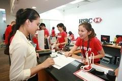 Lãi 6 tháng HSBC giảm 65% do Covid-19