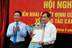 Ông Phan Xuân Thủy làm Phó Trưởng ban Tuyên giáo Trung ương