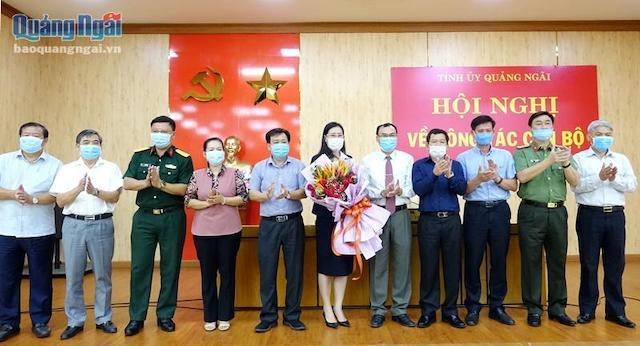 Chủ tịch HĐND Quảng Ngãi làm Bí thư Tỉnh ủy