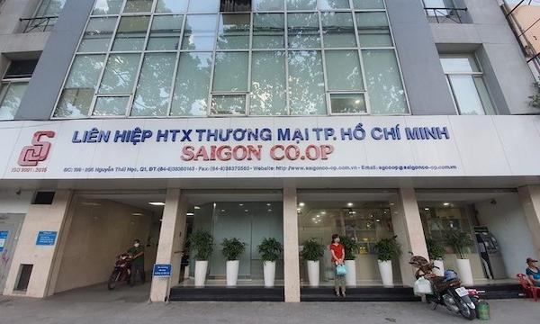 Công an TP HCM tiếp nhận hồ sơ vụ sai phạm tại Saigon Co.op