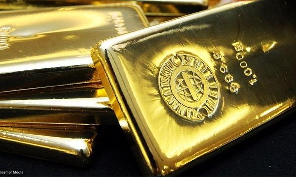 Giá vàng lập đỉnh mới, tiến đến mốc 59 triệu đồng/lượng