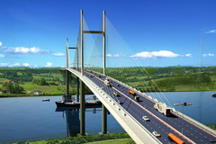 Bà Rịa - Vũng Tàu xây cầu Phước An gần 4.900 tỷ đồng nối Nhơn Trạch, Đồng Nai
