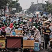 Kinh tế Indonesia suy giảm lần đầu tiên trong 20 năm do Covid-19