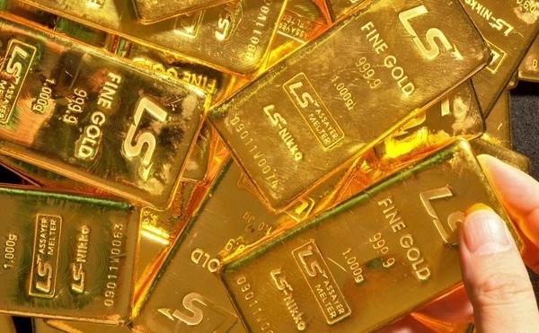 Giá vàng vượt 60,2 triệu đồng/lượng