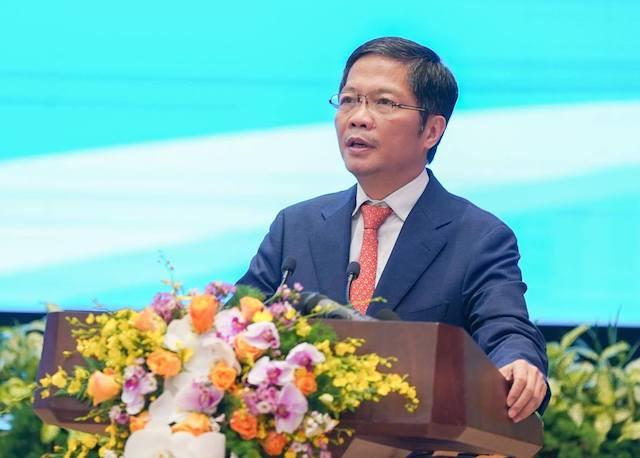 Bộ trưởng Trần Tuấn Anh