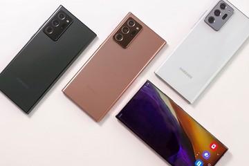 Samsung Galaxy Note20 giá từ 23,99 triệu đồng tại Việt Nam, mở bán ngày 21/8