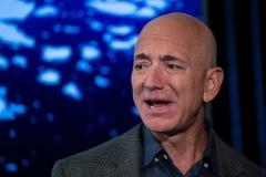 Tỷ phú Jeff Bezos tiếp tục hơn 3 tỷ USD cổ phiếu Amazon