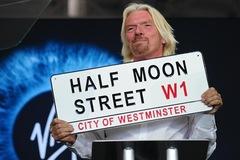 Tỷ phú Richard Branson: Cái bắt tay với Rolls-Royce và cuộc đua vào vũ trụ