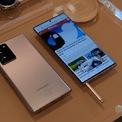 <p> Với cấu hình mạnh, Note20 có khả năng chơi hầu hết mọi tựa game hiện nay. Samsung trang bị tính năng Game Booster trên máy để chơi game được mượt mà hơn, tăng tốc độ khung hình/giây. Ngoài ra, máy cũng tuỳ trường hợp để cân chỉnh tần số quét của màn hình nhằm tiết kiệm pin.</p>
